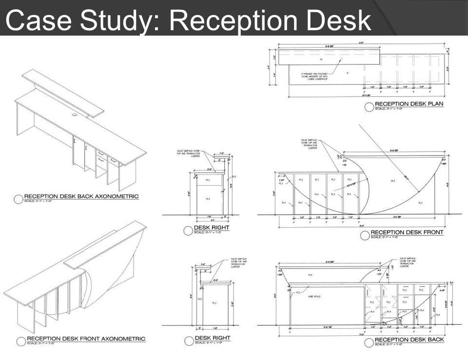 Case Study: Reception Desk