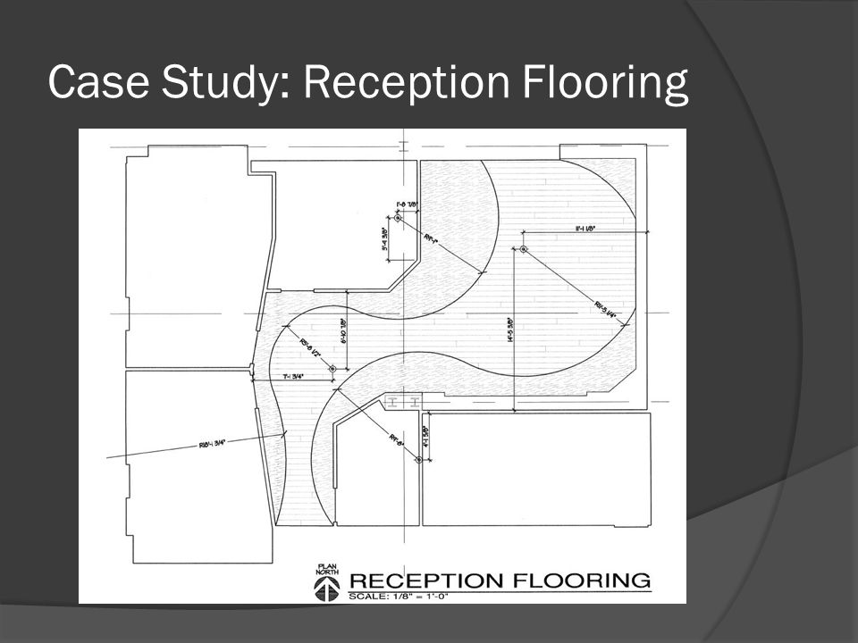 Case Study: Reception Flooring