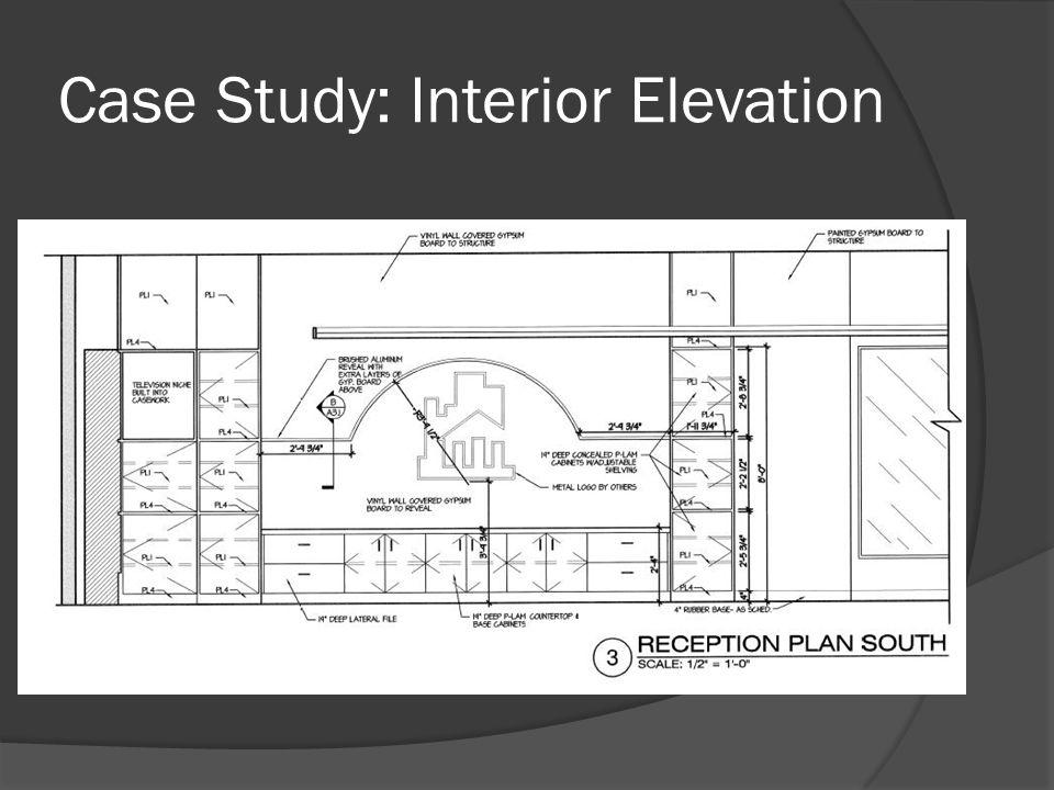 Case Study: Interior Elevation