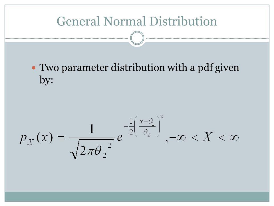 Estimators for 1 and 2 Using MOM or Maximum Likelihood to estimate 1 and 2 :