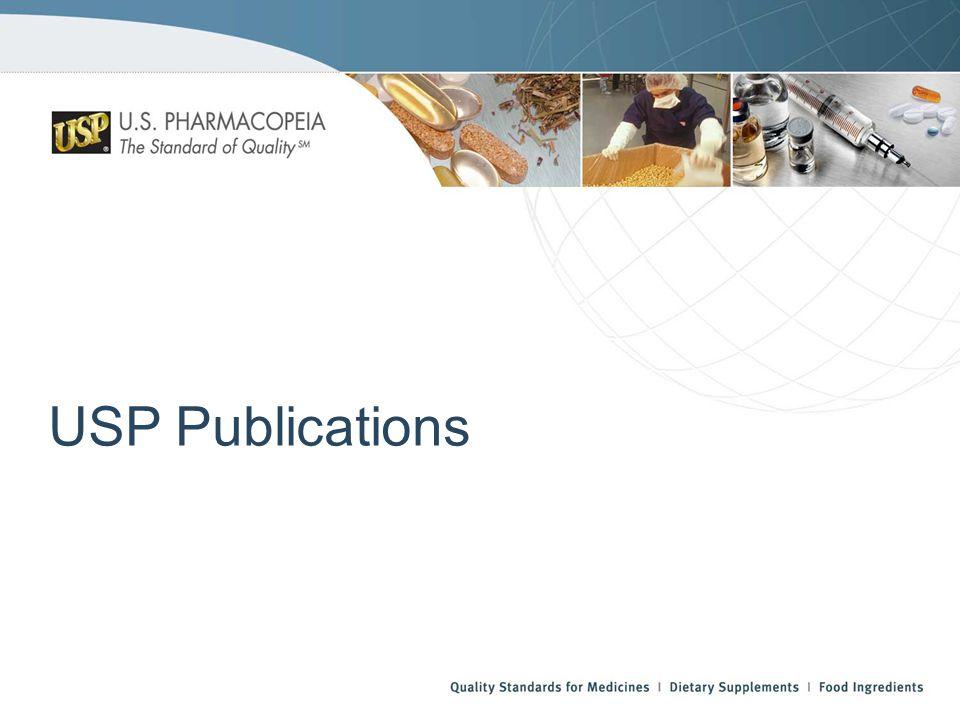 USP Publications