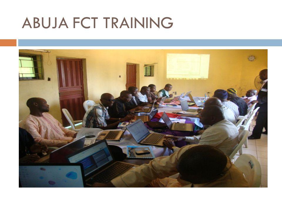 ABUJA FCT TRAINING