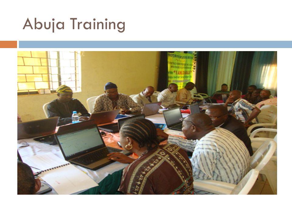 Abuja Training