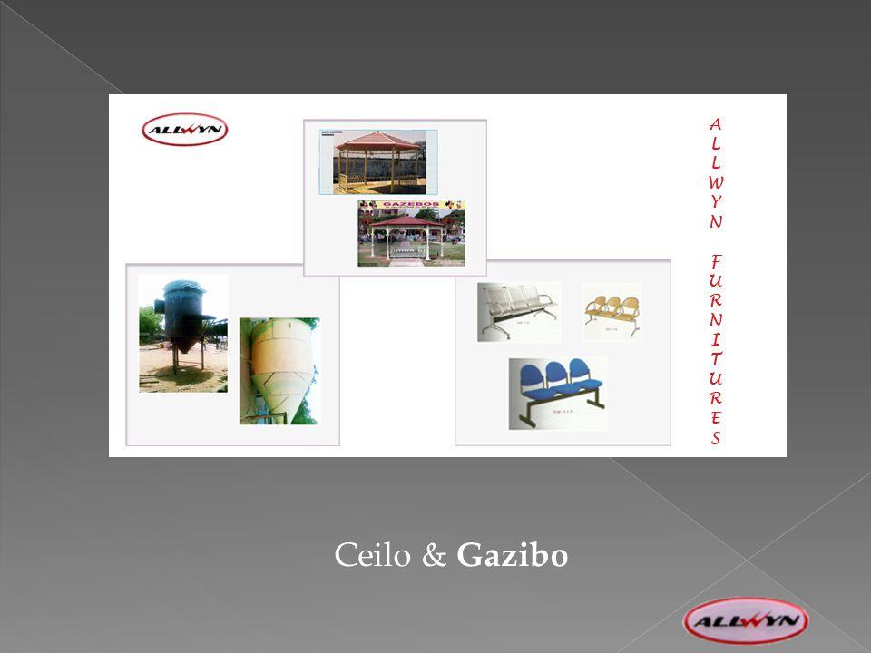 Ceilo & Gazibo