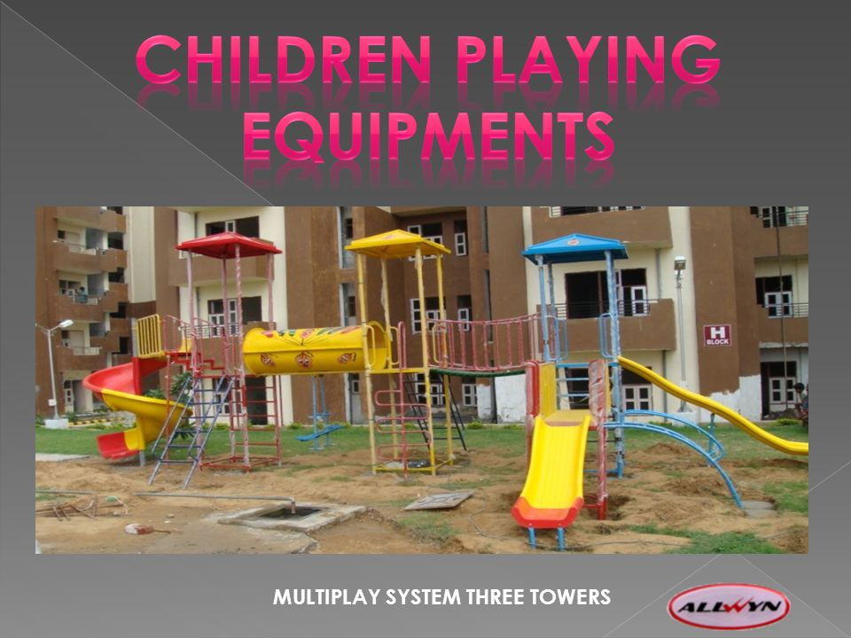 MULTIPLAY SYSTEM THREE TOWERS