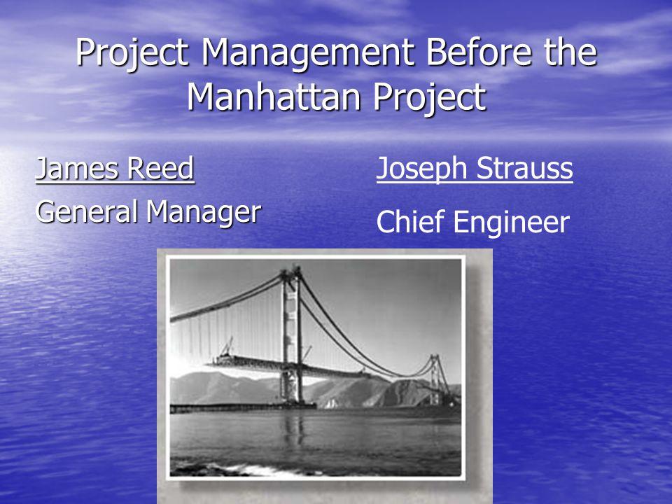 Joseph Strauss: Chief Engineer