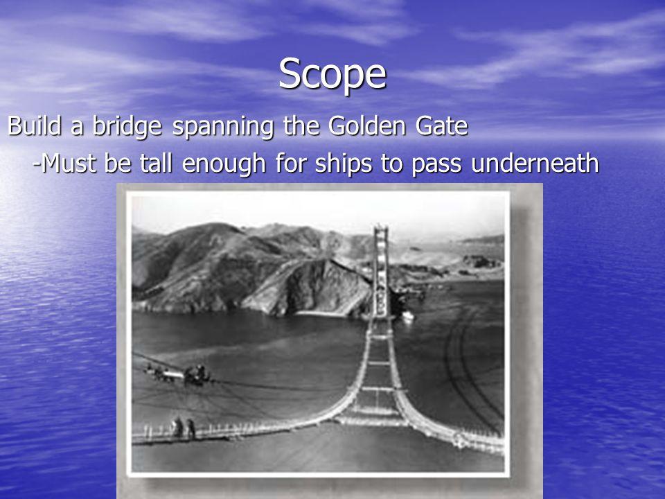 Records held by the Bridge (in 1937) Longest bridge Longest bridge Tallest free standing structure in the world (over 740 feet) Tallest free standing structure in the world (over 740 feet)