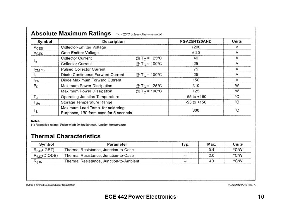 ECE 442 Power Electronics10