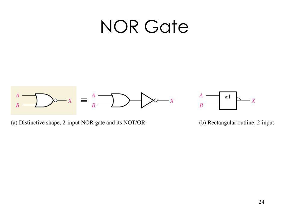 24 NOR Gate