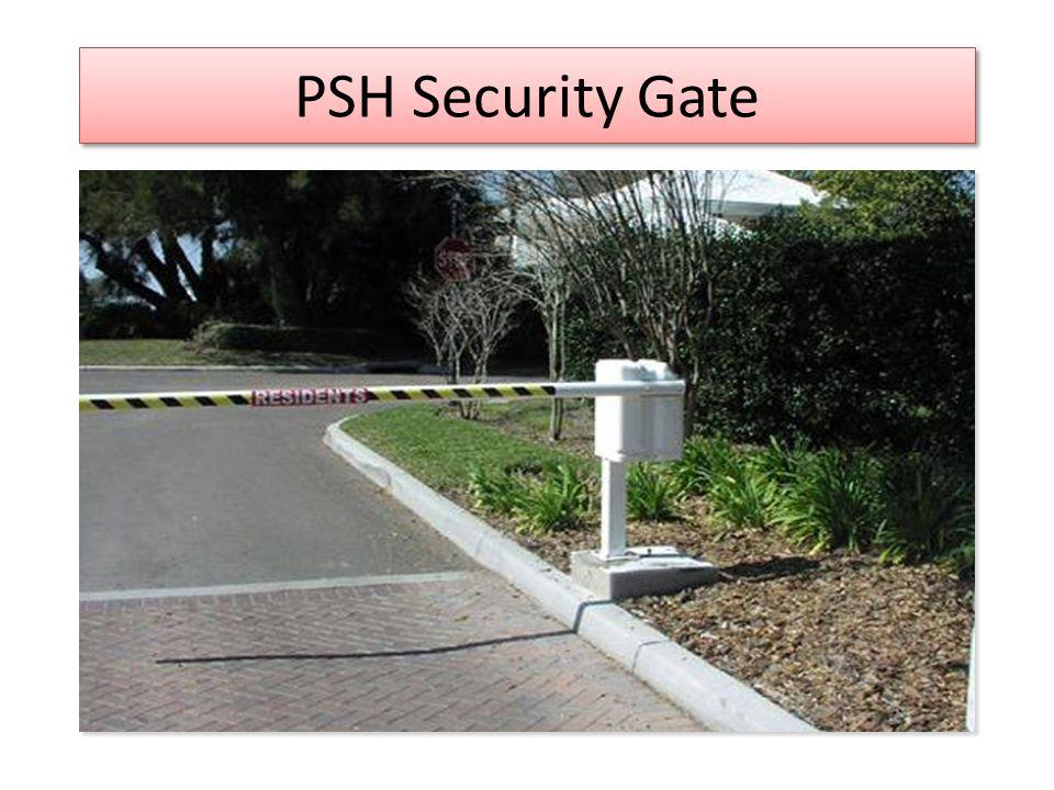 PSH Security Gate
