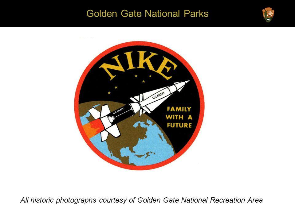 Golden Gate National Parks SF-88L Fort Barry, Marin Headlands