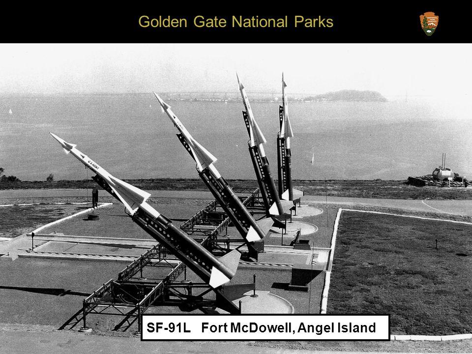 SF-91L Fort McDowell, Angel Island