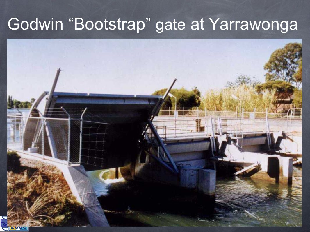 11 Godwin Bootstrap gate at Yarrawonga