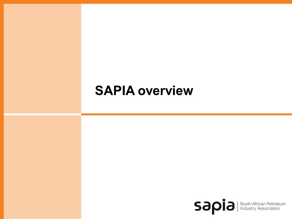 SAPIA overview
