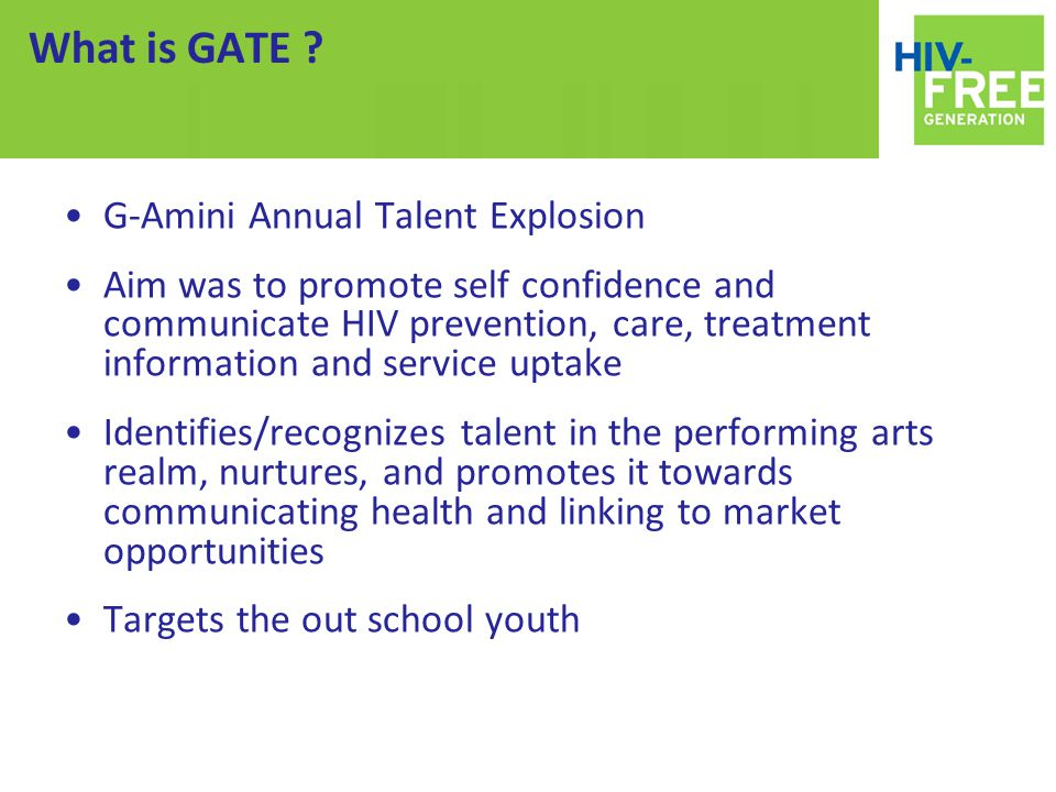 What is GATE .