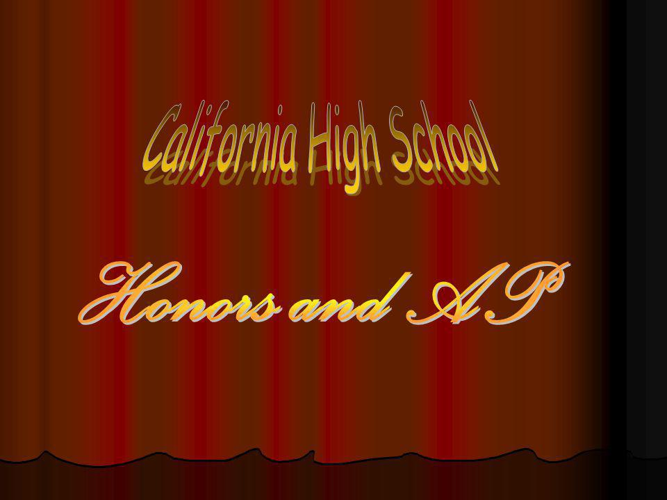 Cal Hi is Currently Offering 16 AP Courses in 6 Different Departments