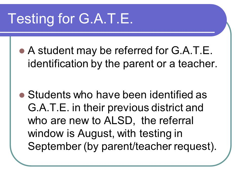 Questions ??.If you have a question about the G.A.T.E.