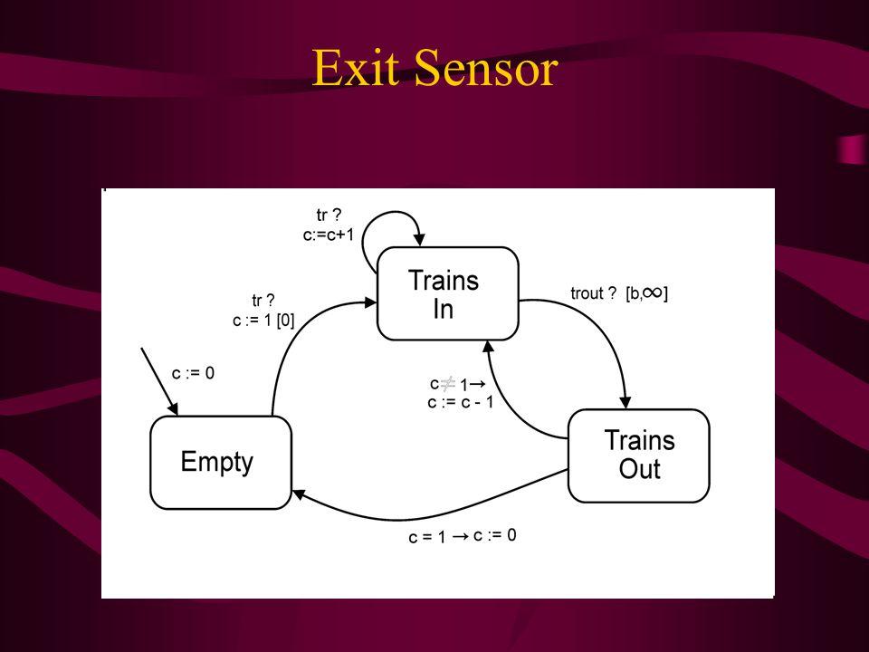 Exit Sensor