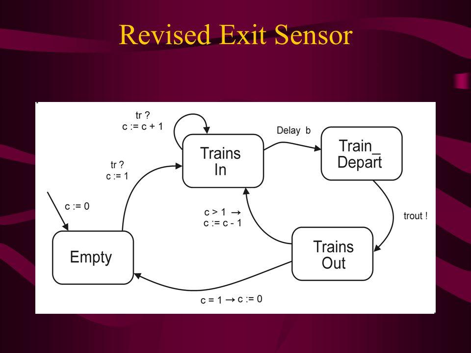 Revised Exit Sensor