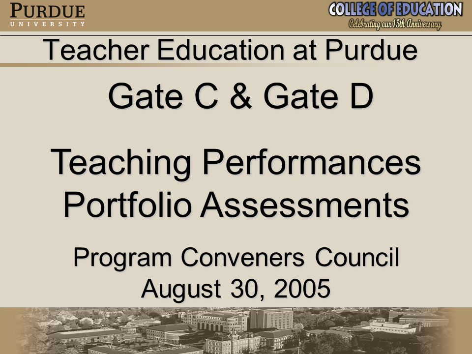 Gate D Features 14 Core Formative Feedback Criteria IV.