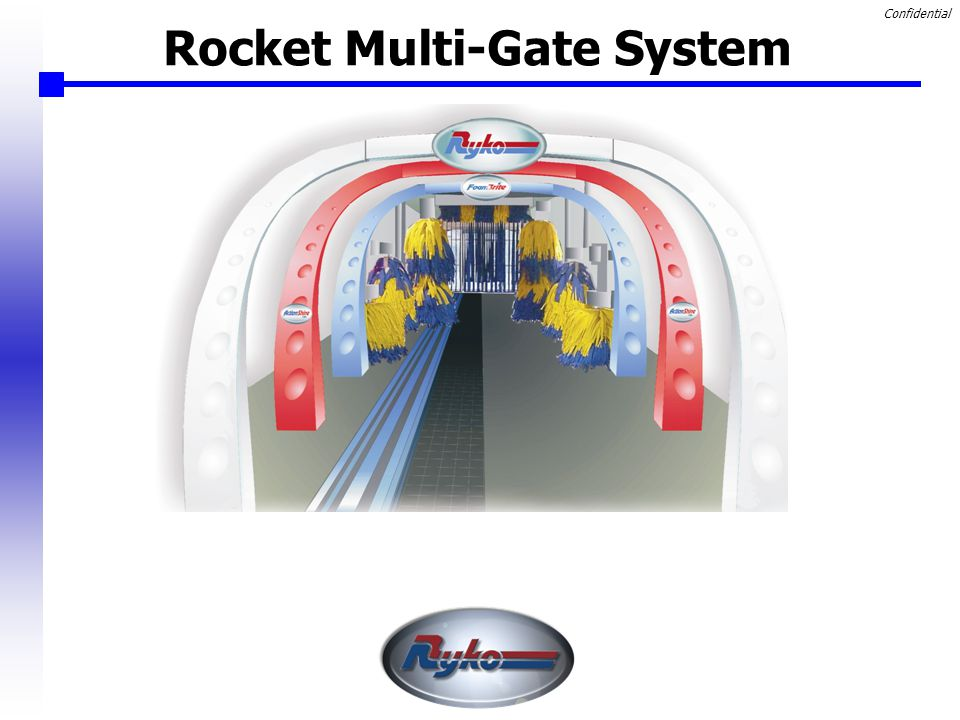 Confidential Rocket Multi-Gate System