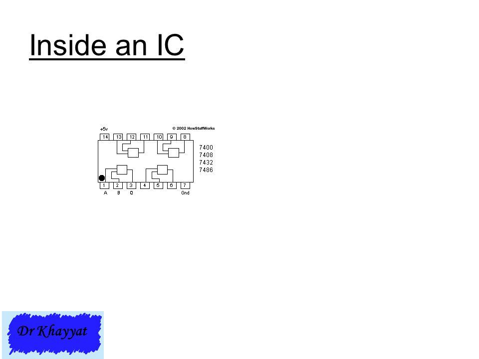 Inside an IC Dr Khayyat