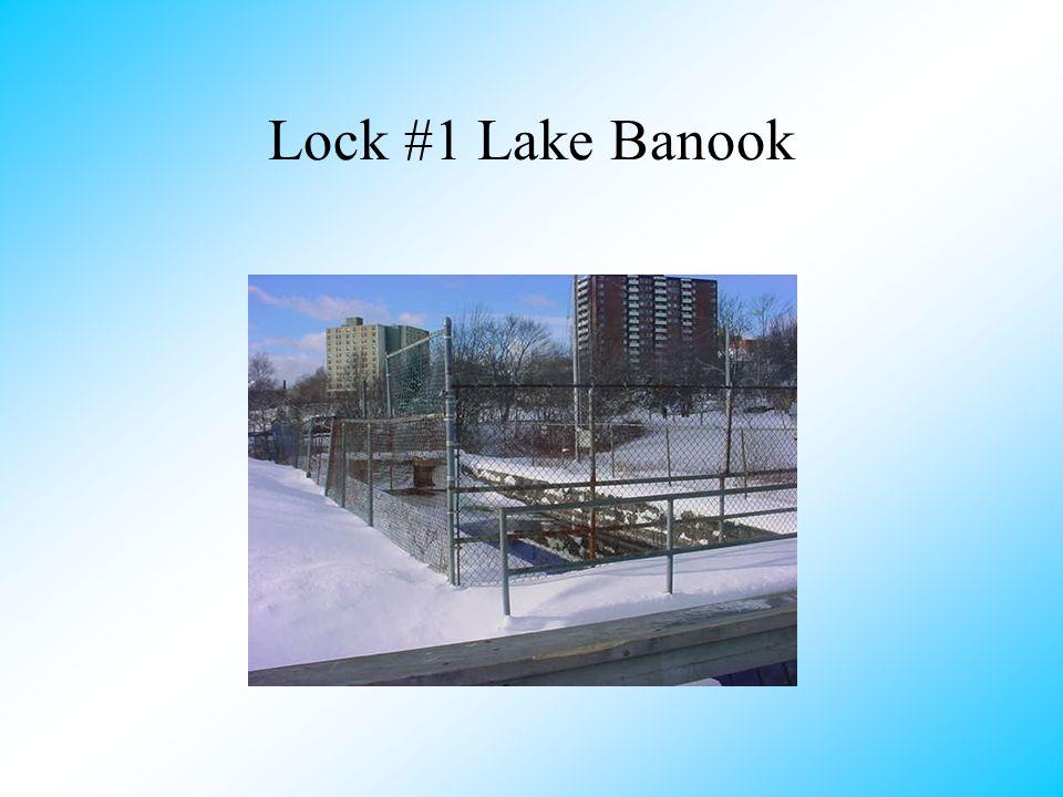 Lock #1 Lake Banook