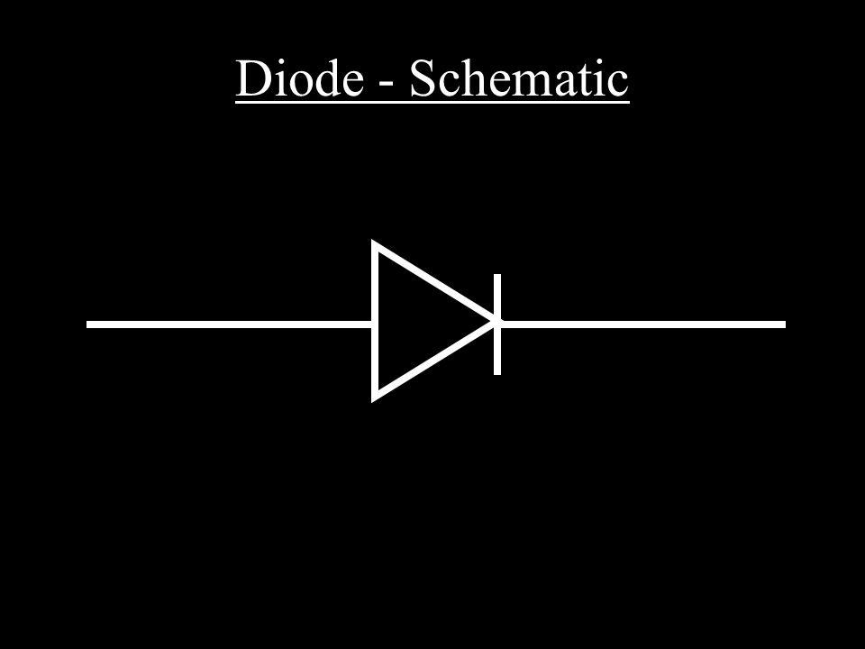 Diode - Schematic