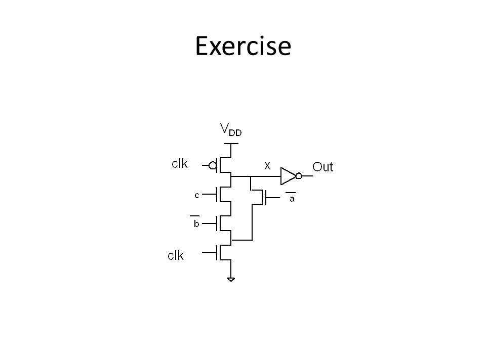 Exercise X