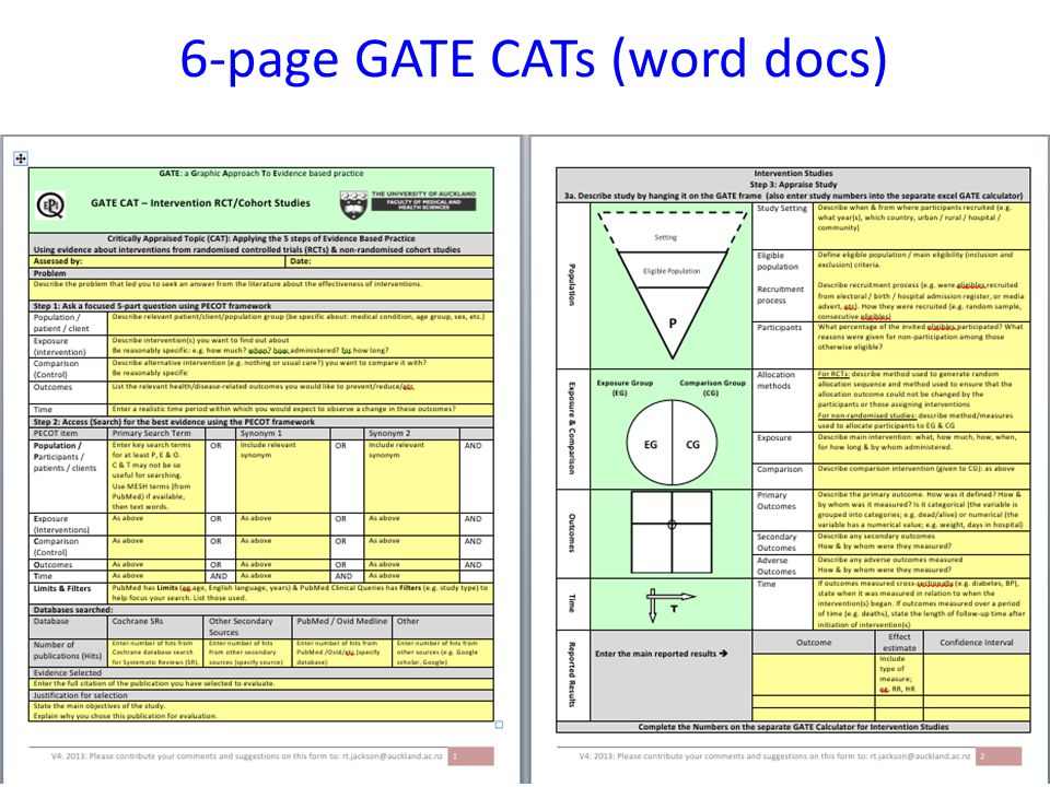 6-page GATE CATs (word docs) 39