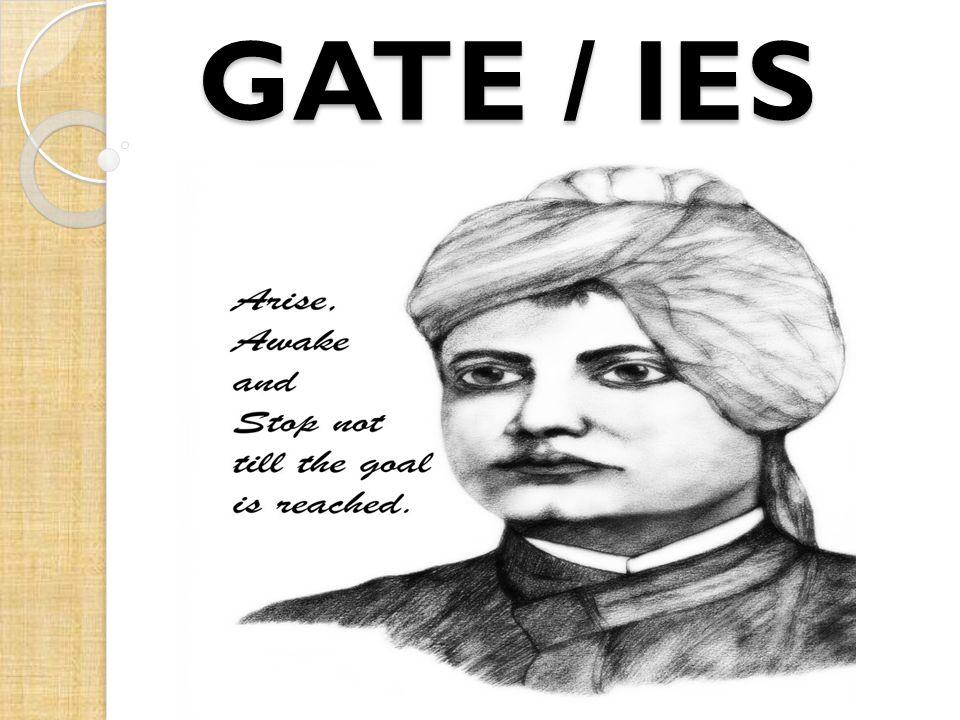 GATE / IES