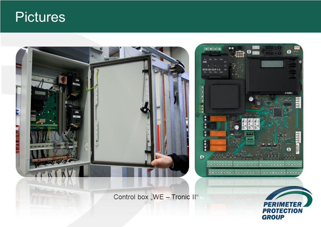 MFZ KONZEPT - Zielsetzung 5 Pictures Control box WE – Tronic II