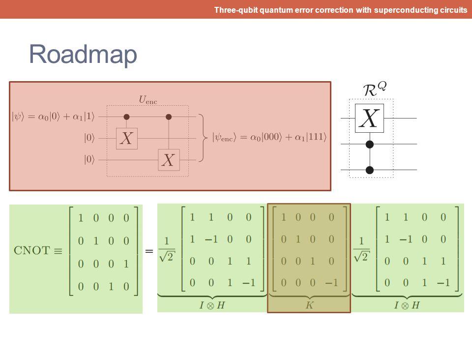 CPHASE Gate – Adiabatic Interaction Three-qubit quantum error correction with superconducting circuits Single excitation manifoldTwo excitation manifo