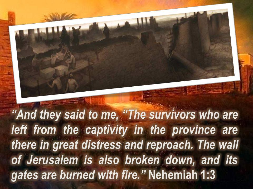 King Zerubbabel (Restores Worship) Ezra (Restores Word) Nehemiah (Restores Walls) The Three Restorations