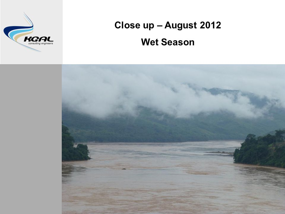 Close up – August 2012 Wet Season