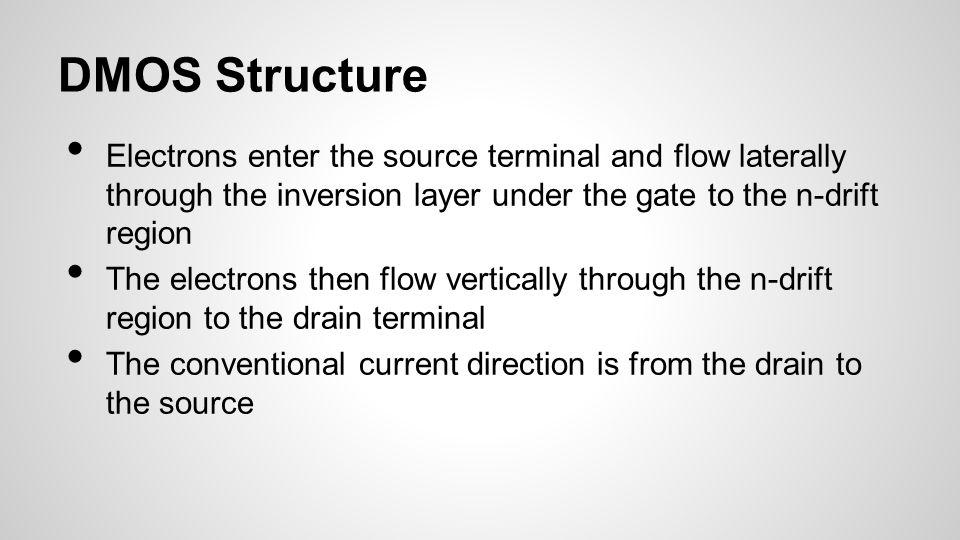 References Poole, Ian. VMOS Field Effect Transistor. :: Radio-Electronics.Com.
