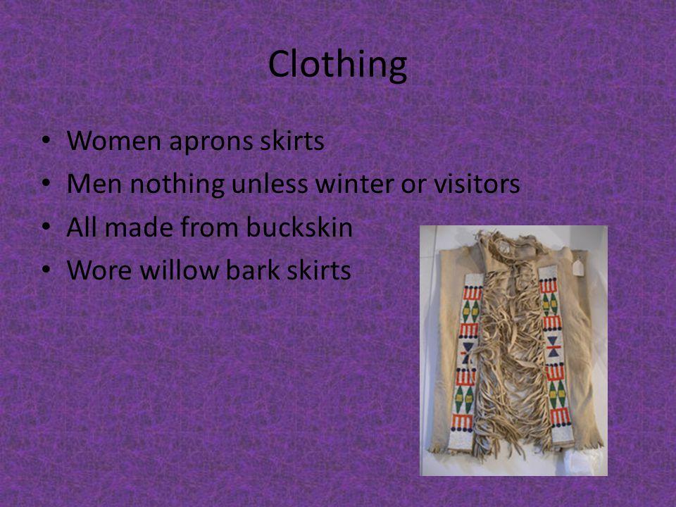 Ceremonies Had religous ceremonies Some shaman dress up as the god kuksu or guksu Had goast danes