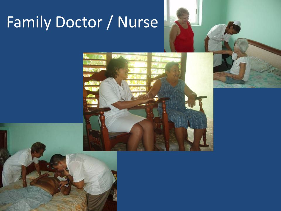 Family Doctor / Nurse