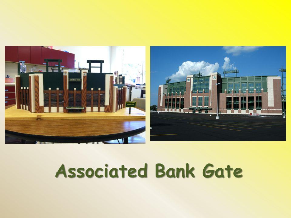 Associated Bank Gate