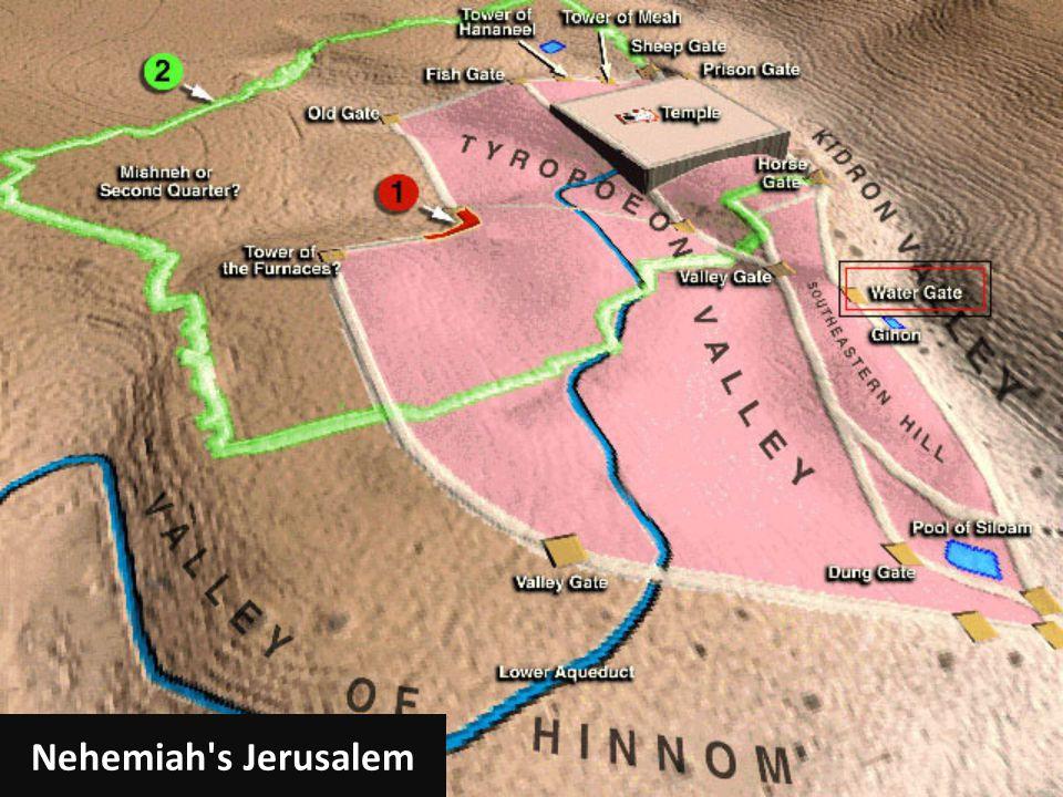 Nehemiah s Jerusalem