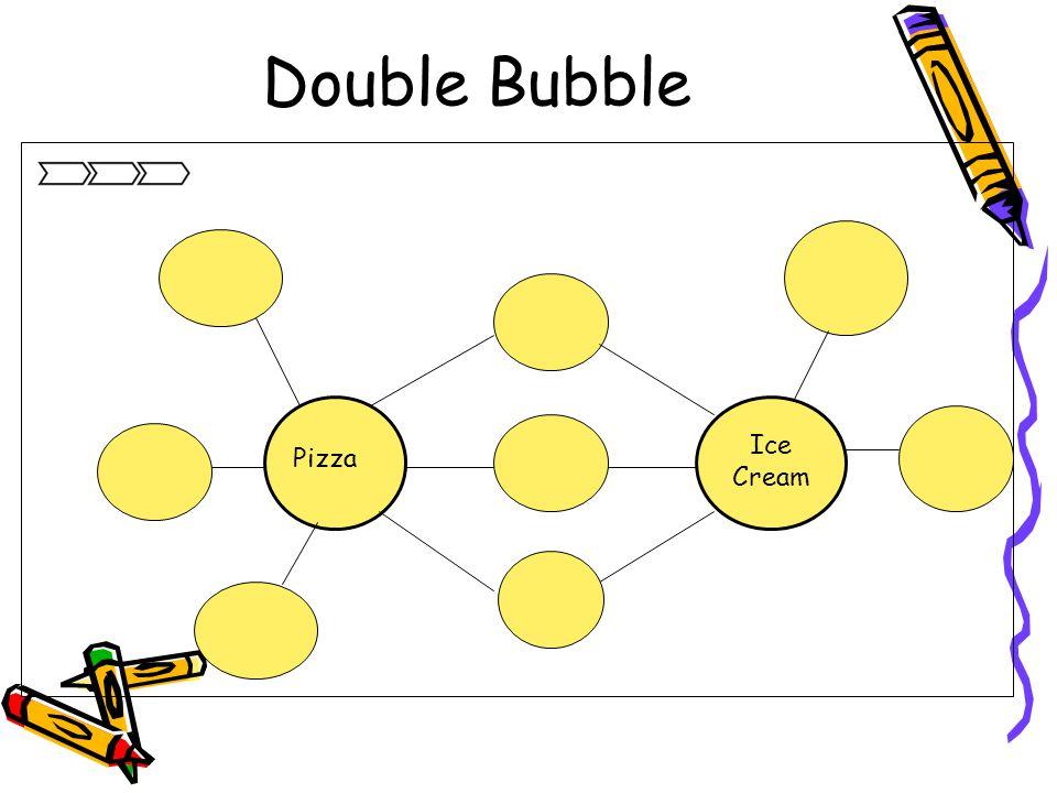 Double Bubble Pizza Ice Cream