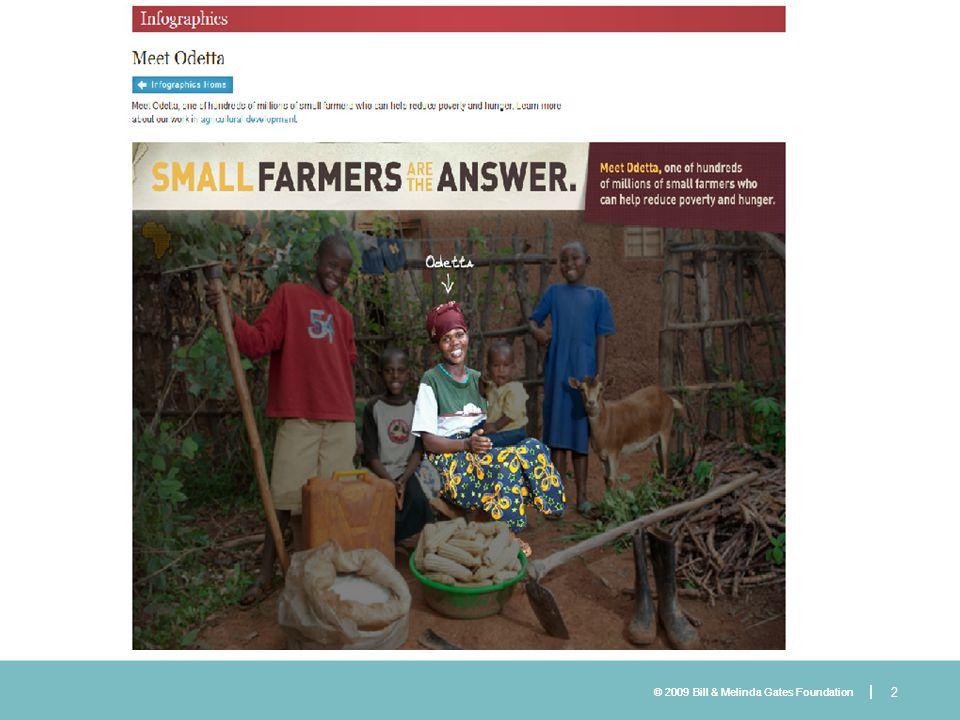© 2009 Bill & Melinda Gates Foundation | 2