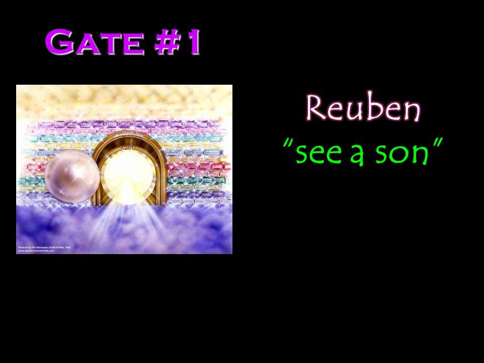Gate #1
