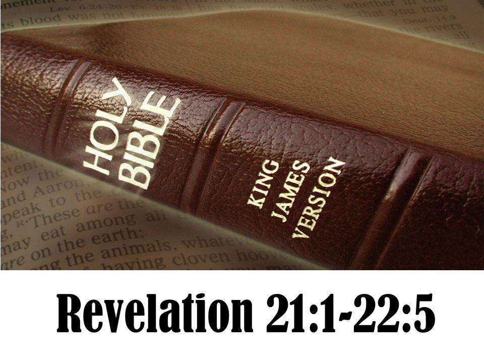 Revelation 21:1-22:5