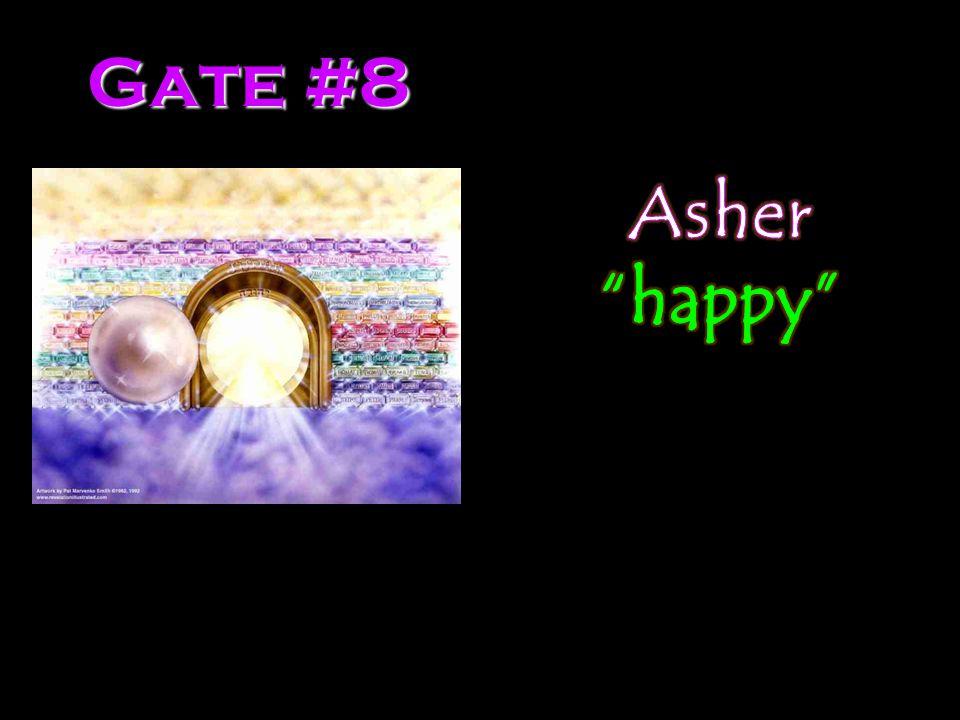 Gate #8