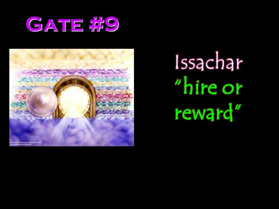 Gate #9