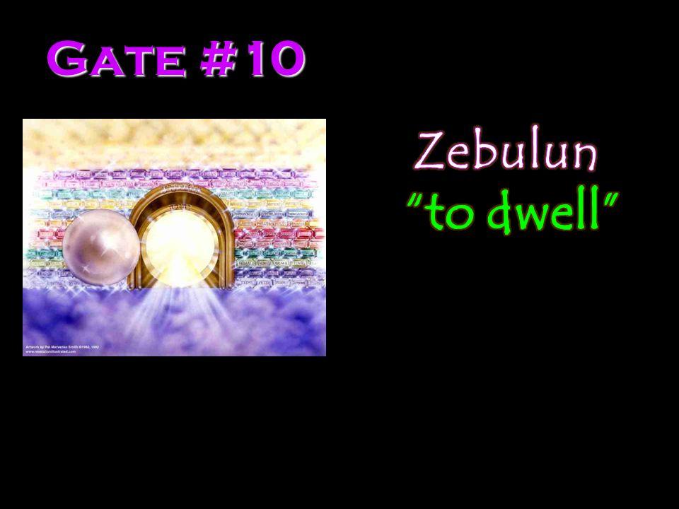Gate #10