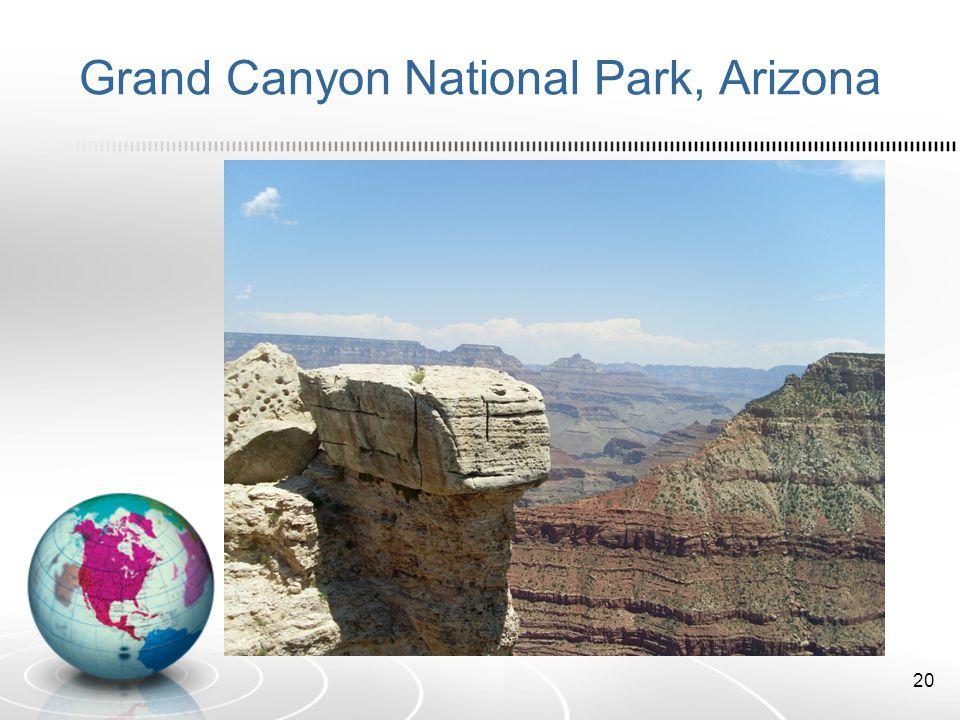 Grand Canyon National Park, Arizona 20