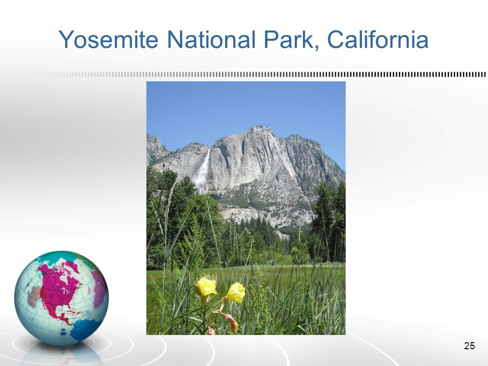Yosemite National Park, California 25