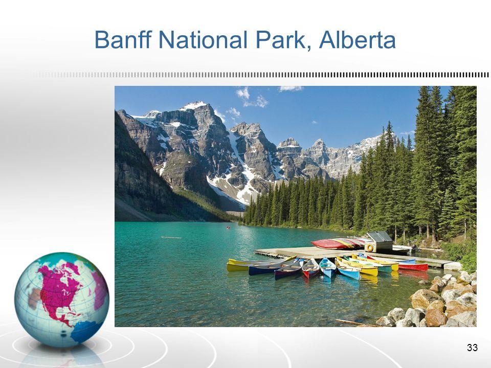 Banff National Park, Alberta 33